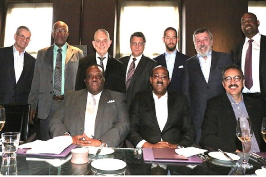 GOVERNMENT OF ANTIGUA AND BARBUDA ACQUIRES MAJORITY STAKE IN WEST INDIES OIL COMPANY