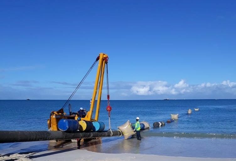WIOC IMPROVES EFFICIENCY WITH CONVENTIONAL BUOY MOORING SYSTEM