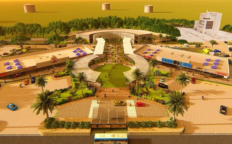 WIOC TO FUND CONSTRUCTION OF BUSINESS PARK IN ANTIGUA